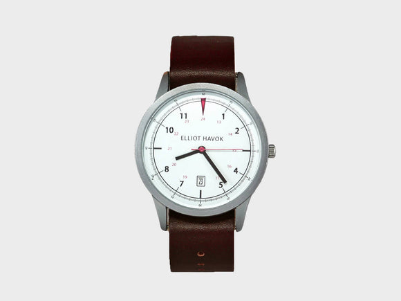 Elliot Havok White Classic 40mm - Gear Supply Company