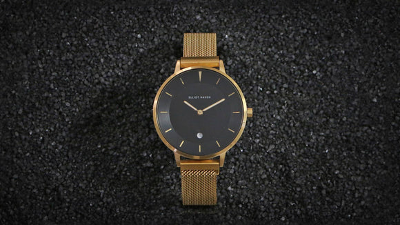 Elliot Havok Gold Ember Minimalist Mesh 38mm - Gear Supply Company