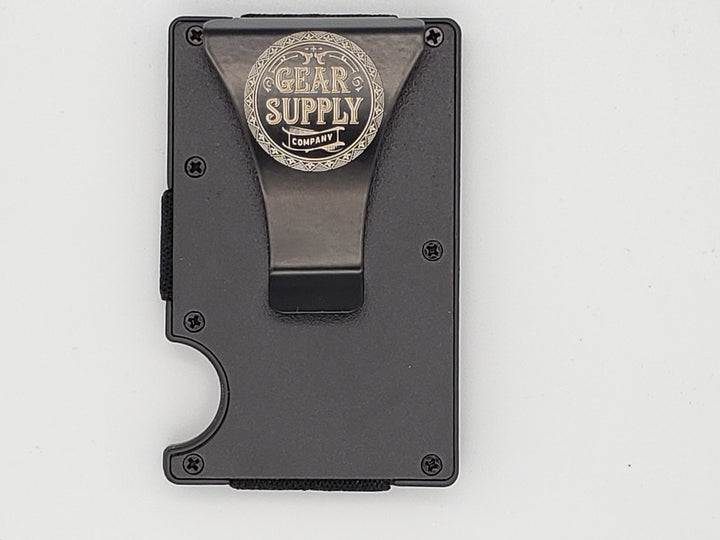 Gear Supply Exclusive Wallet Blank (Circle Logo) - Gear Supply Company
