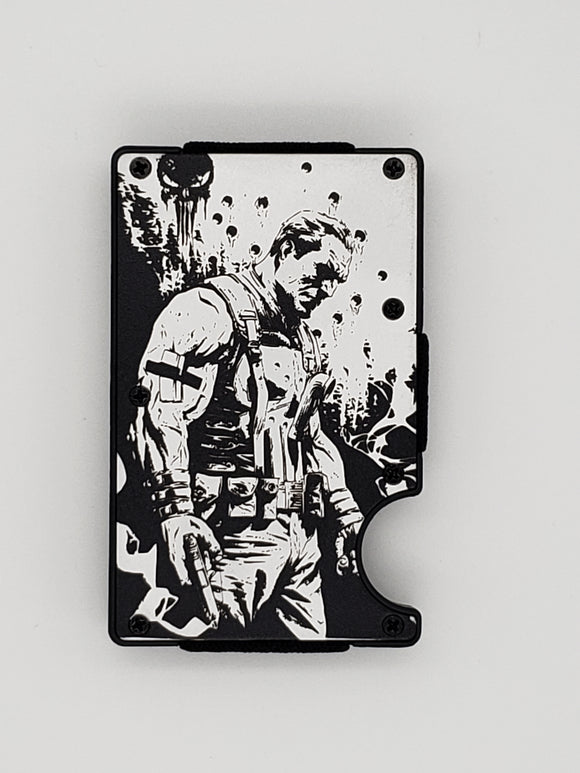 Gear Supply Exclusive Wallet Daredevil Engraving - Gear Supply Company