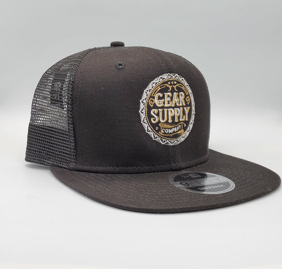 Gear Supply Company NewEra Snapback - Black