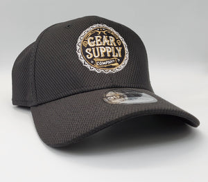 Gear Supply Company NewEra FlexFit - Black - Size L-XL
