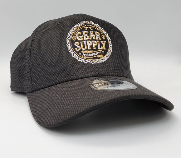 Gear Supply Company NewEra FlexFit - Black - Size M-L - Gear Supply Company