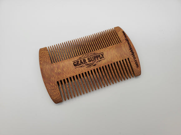 Gear Supply Beard Comb - Gear Supply Company