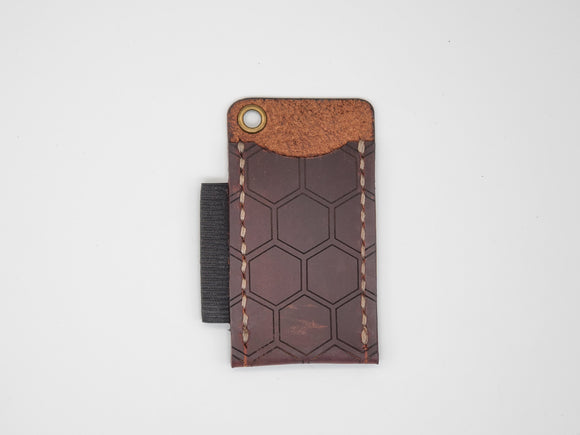 Pocket Slip - Honeycomb - with Pen Loop - by Gear Supply Company - Gear Supply Company