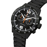 Blacklist Streetmatic Chronograph Black Sunray - Black - Gear Supply Company