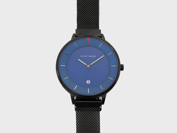 Elliot Havok - Deep Sea Blue Minimalist Mesh - 38mm - Gear Supply Company