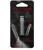 KeySmart Nano Torch Mini | KeyChain Stainless Steel Flashlight - Gear Supply Company