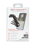 KeySmart KeySmart Pro w/Tile Tracking - Black - Gear Supply Company