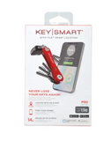 KeySmart KeySmart Pro w/Tile Tracking - Red - Gear Supply Company