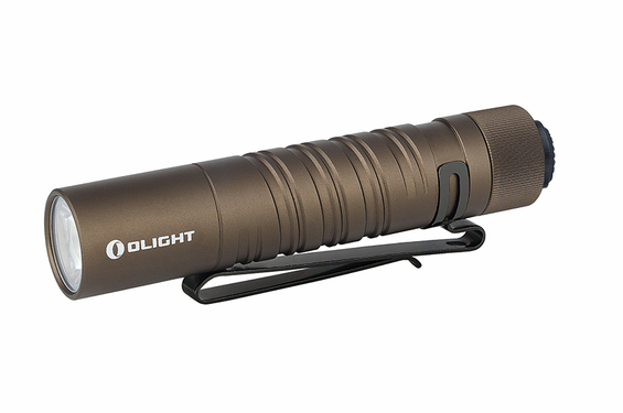 Olight I5T EOS Desert Tan *Limited Edition* - Gear Supply Company