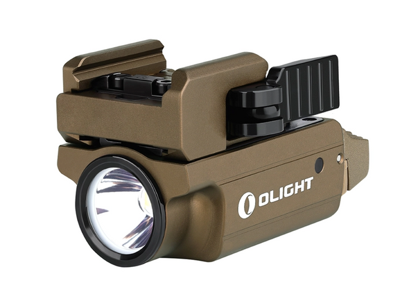 Olight PL-MINI VALKYRIE 2 - FDE - Gear Supply Company
