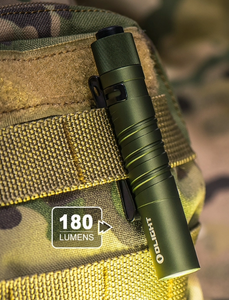 Olight I3T EOS - OD Green - Gear Supply Company