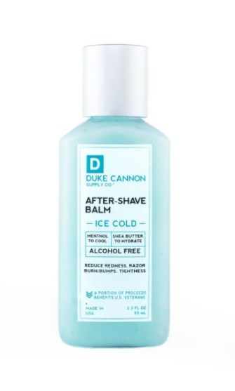 Duke Cannon Cooling After-Shave Balm - Travel Size - Gear Supply Company