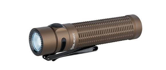 Olight Warrior Mini Desert Tan - Gear Supply Company