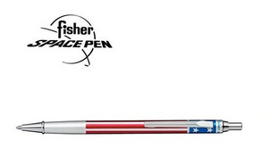 Fisher AFP5 - AMERICAN FLAG SPACE PEN - Gear Supply Company