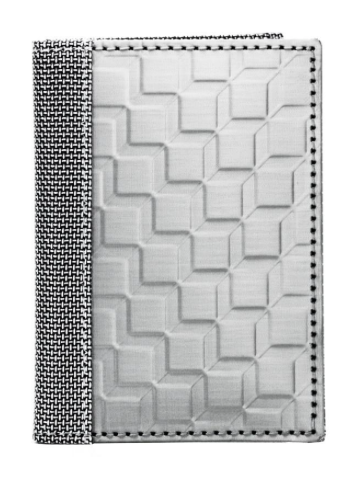 SLIM BILL FOLD (ID) 3D BOX, SILVER - Gear Supply Company
