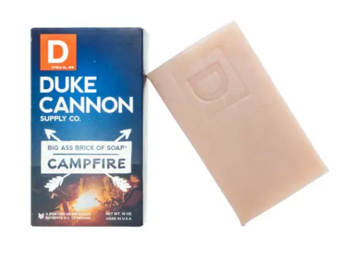 Duke Cannon Big Ass Brick of Soap - Campfire - Gear Supply Company