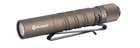 Olight I3T EOS - Bronze - Gear Supply Company