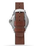 Timex Navi XL Automatic 41mm Leather Strap Watch - Gear Supply Company
