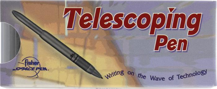 Telescoping Space Pen - TLP - Gear Supply Company