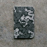 Black Dragon by WORD. NOTEBOOKS - Gear Supply Company