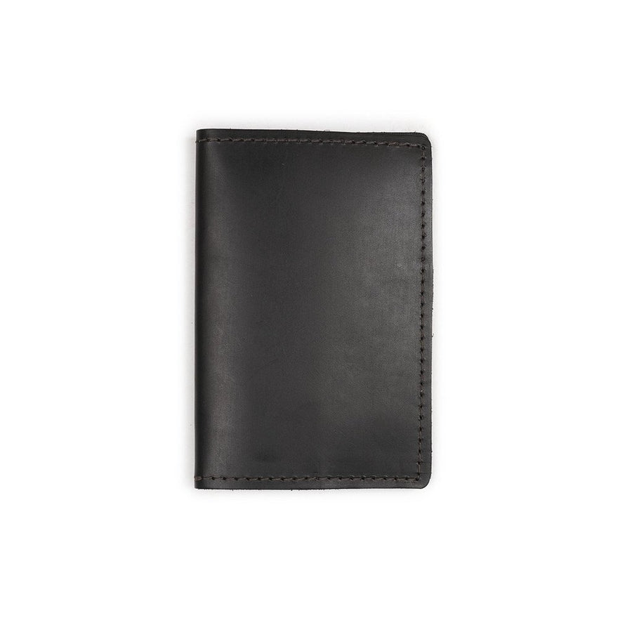 Field Leather Notebook: Black - Gear Supply Company