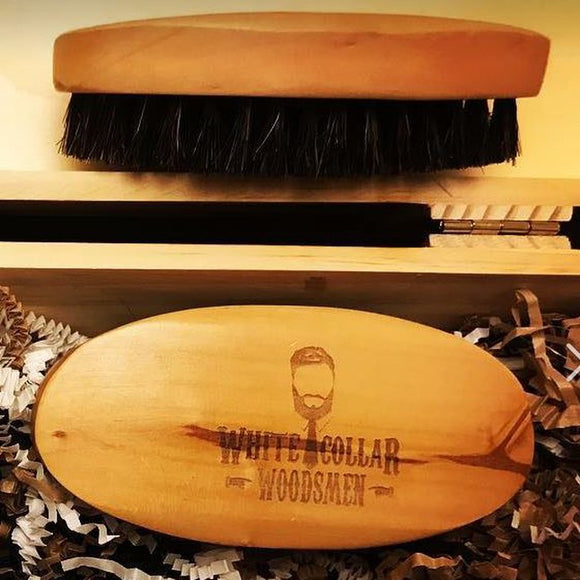 BEARD BRUSH - Gear Supply Company