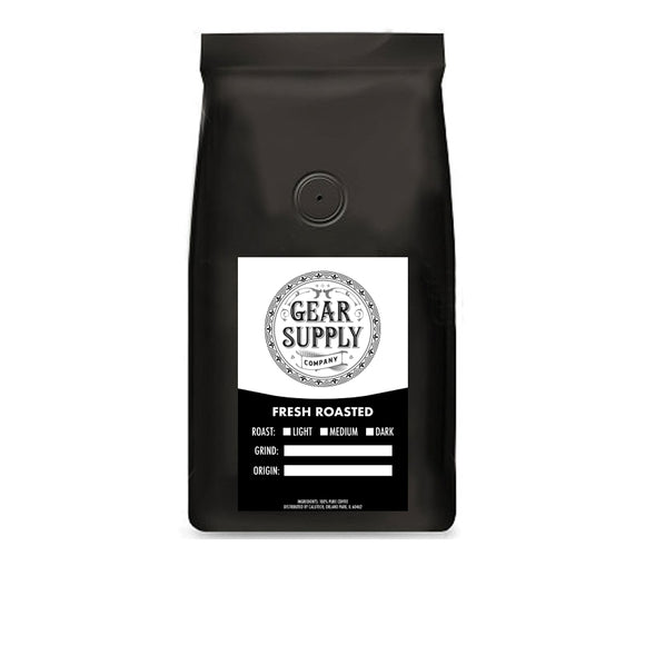 Guatemala Single-Origin Coffee - Gear Supply Company