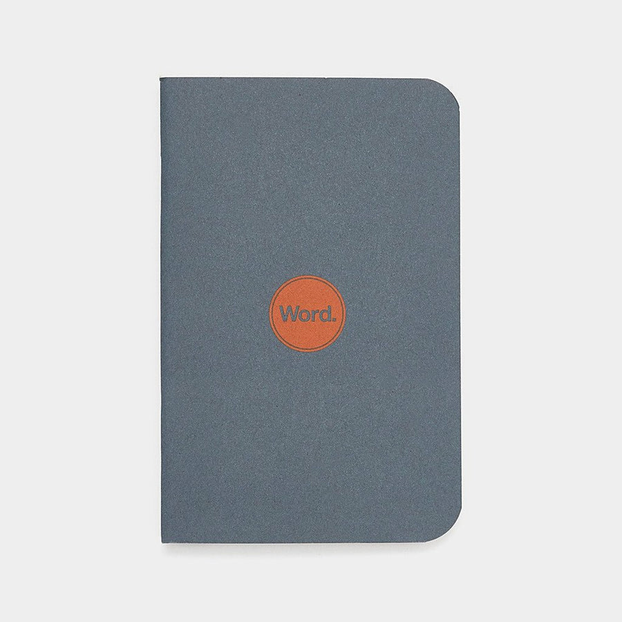 Denim by WORD. NOTEBOOKS - Gear Supply Company