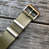 20mm SB Desert Sand Seat Belt strap - Gear Supply Company