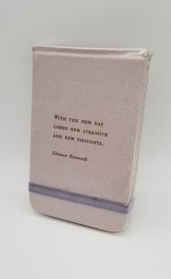 Sugarboo Fabric Notebook - Eleanor Roosevelt - Gear Supply Company