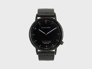 Quarter Century Watch Phantom Black - 41MM - Gear Supply Company