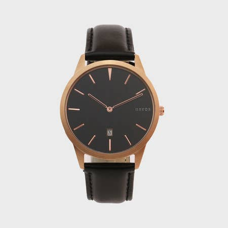 Rose Gold Havok Watch - 40mm - Gear Supply Company