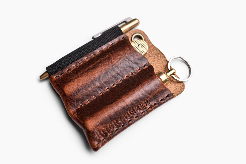 The Runt 2.0 without Card Holder: English Tan - Gear Supply Company