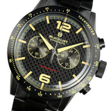 Blacklist Streetmatic Chronograph Limited Edition - Vintage - Black - Gear Supply Company