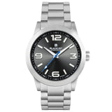 Blacklist Streetmatic Quartz Grey Sunray - Steel - Gear Supply Company