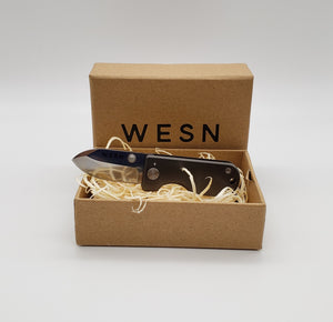 WESN TI Microblade - Gear Supply Company