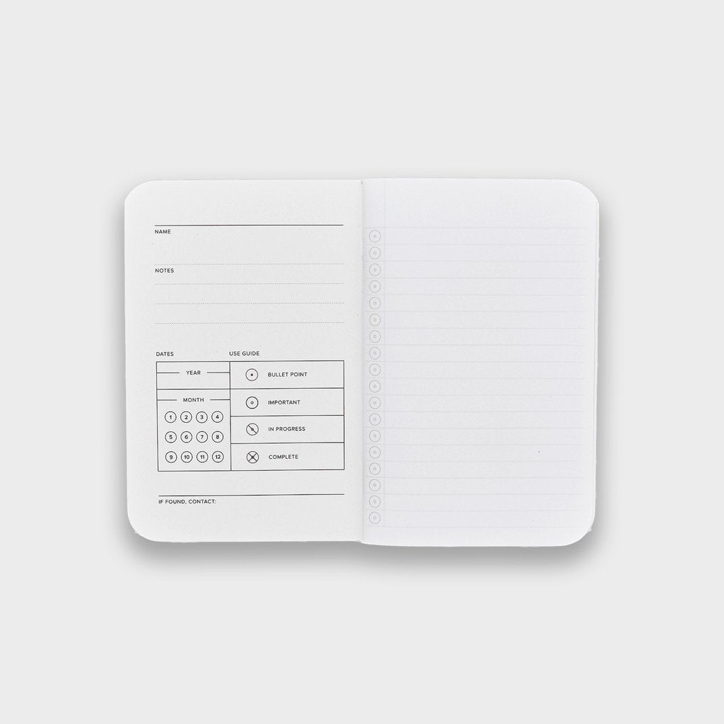 Drab by WORD. NOTEBOOKS - Gear Supply Company