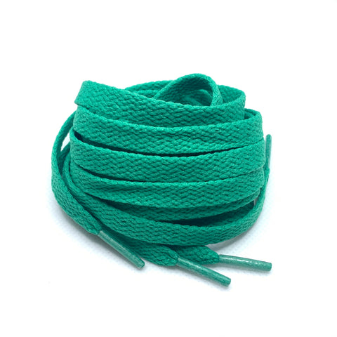 Green Flat Cotton Laces
