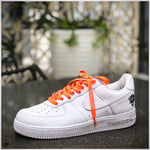 "Orange Flat ""SHOELACES"""