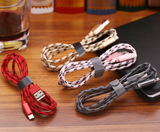 3 in 1 USB Cable (Red)