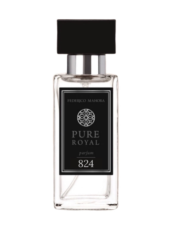 FM 824 - Inspired by Dior Homme Cologne
