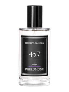 FM 457 Inspired by Paco Rabane Invictus with Pheromones