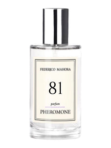 FM 81 Inspired by DKNY Be Delicious with Pheromones