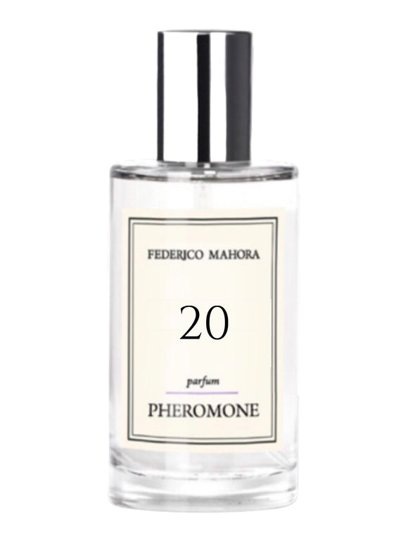 FM 20 Inspired by Viktor & Rolf Flowerbomb with Pheromones