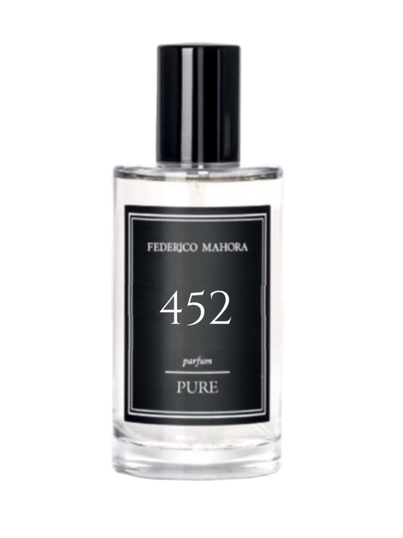 FM 452 - Inspired by Channel Allure Homme Sport