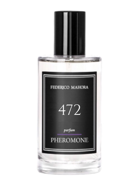 FM 472 Inspired by Creed Aventus with Pheromones