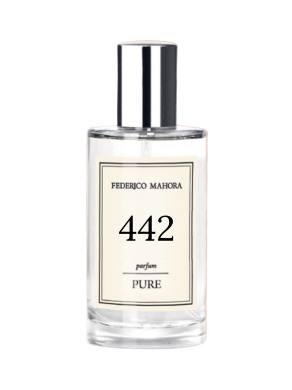 FM 442 - Inspired by YSL Black Opium Pure Illusion