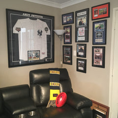 sports memorabilia framing booragoon